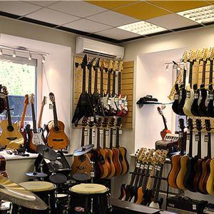 Музыкальные магазины Городца