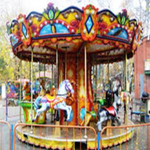Парки культуры и отдыха Городца