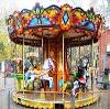 Парки культуры и отдыха в Городце