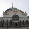 Железнодорожные вокзалы в Городце