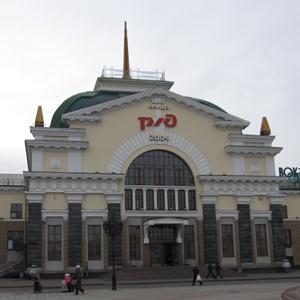 Железнодорожные вокзалы Городца