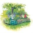 Загородный отель Узола - иконка «сад» в Городце